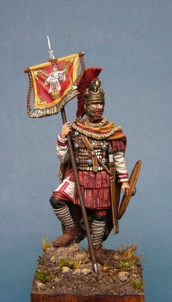 Roman Cavalry Vessillifer