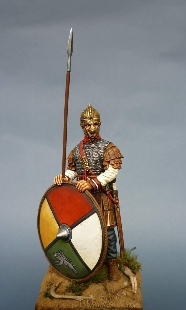 Roman Infantry Officer
