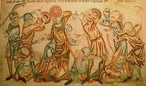 Picchiere Inglese – Battaglia di Bannockburn -1314 – Masterclass