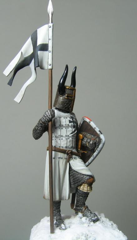 Gran Mastro Teutonico – XII secolo – Masterclass