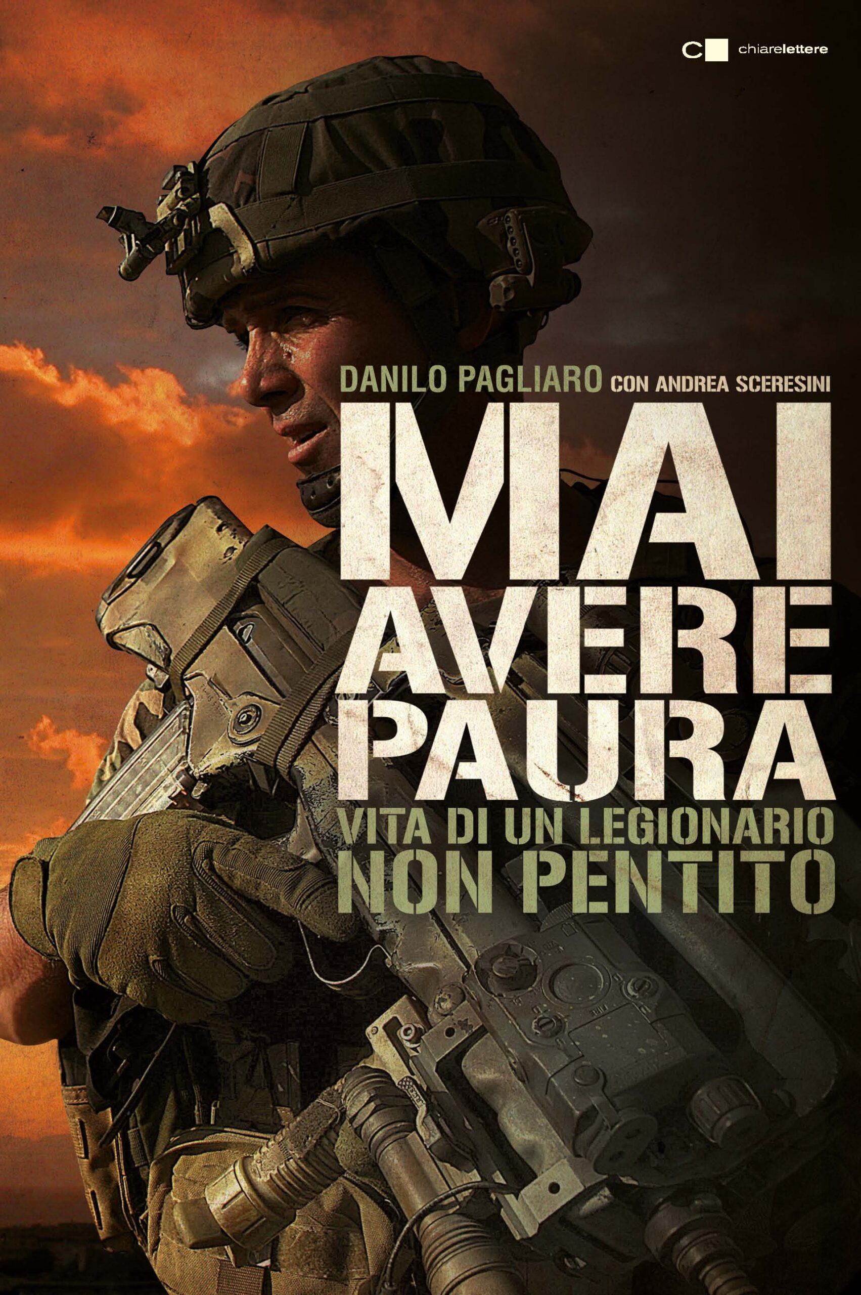 You are currently viewing Mai avere paura! – Masterclass