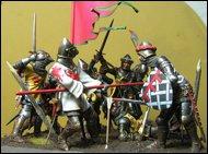 La difesa dell'Orifiamma (Agincourt 1415) – Parte 4 di 4 – Masterclass
