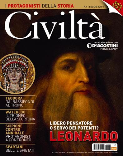 Read more about the article Rivista CIVILTÀ – Masterclass