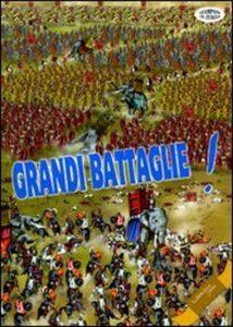 Read more about the article Grandi Battaglie, per ragazzi ma non solo… – Masterclass