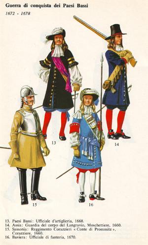 Guerra di conquista dei Paesi Bassi 1672-1678 – Parte 2 – Masterclass