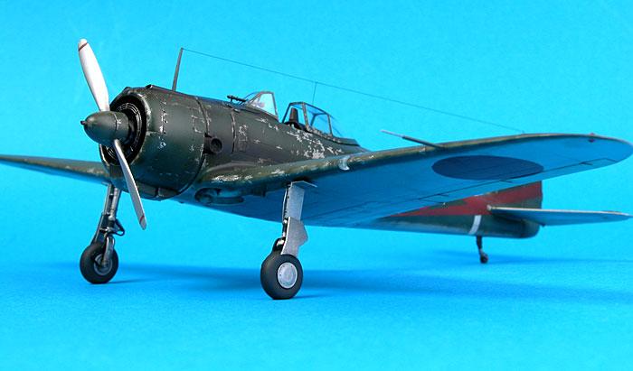 Nakajima Ki-43 Type I Hayabusa (Oscar) – Masterclass