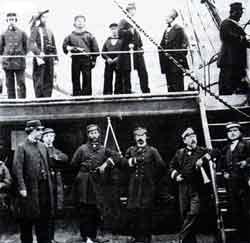 Read more about the article La divisa dei marinai d'Italia dal 1862 ad oggi – Parte 2 – Masterclass