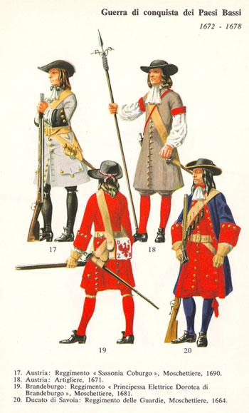 Storia delle uniformi – pt. 1 – Masterclass