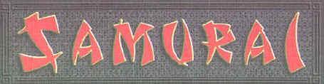 Read more about the article Samurai XIV Secolo periodo Momoyama – Masterclass