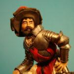 Ufficiale dei Lanzichenecchi al servizio di Carlo V, 1510 – Masterclass