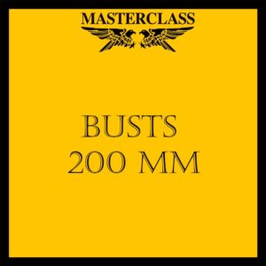 Busts in 200mm