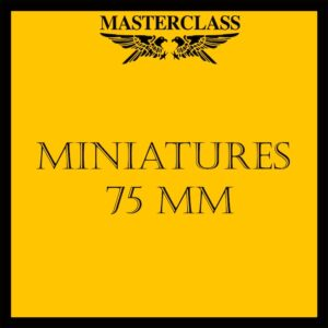 Miniatures in 75mm