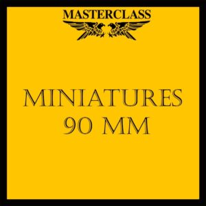 Miniatures in 90mm