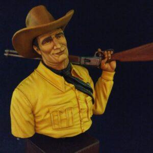 Atelier-Western Sceriff-Busto