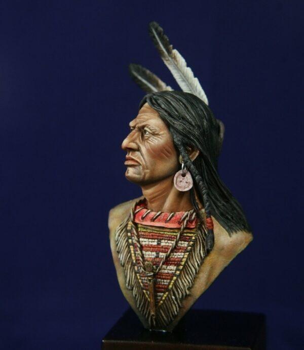 Guerriero Sioux