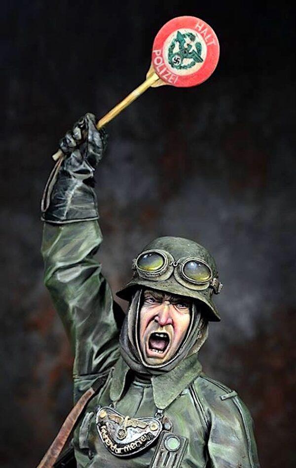 Alt Polizei Nazi Fedlgendarme