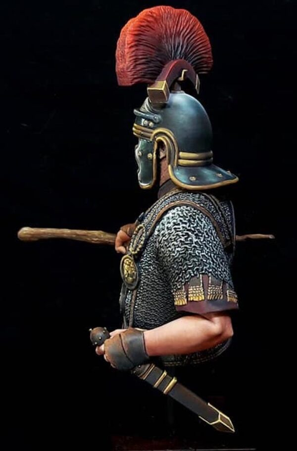 Caio Fidelio Carcionio Roman Centurion