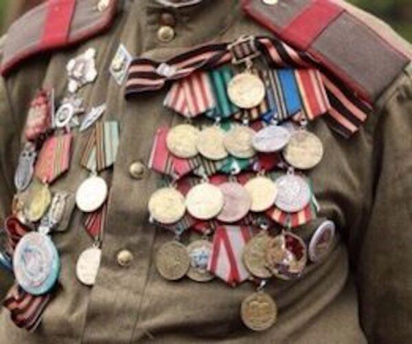 Russian veteran