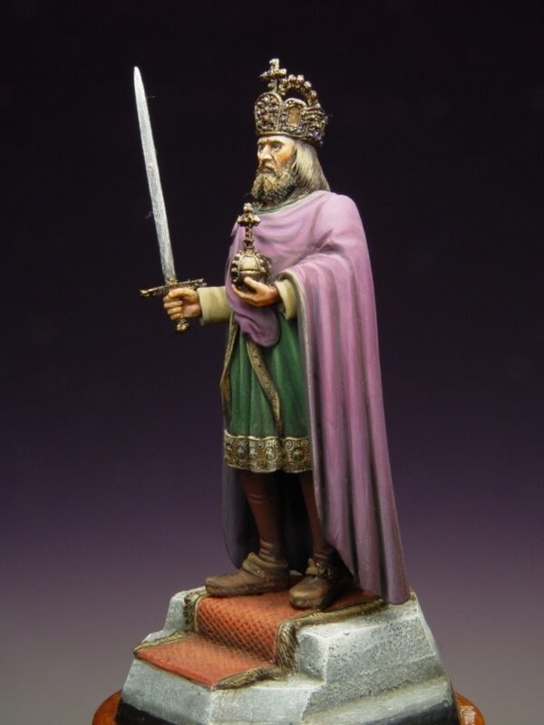 Carlo Magno - Incoronazione