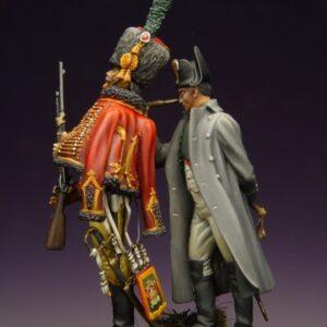 Napoleone a Lipsia