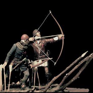 Arcieri Inglesi Agincourt