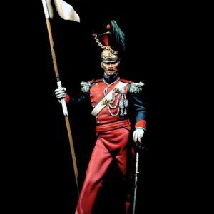 Lancere Borbonico 1850-60