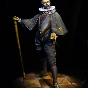 Enrico III di Valois Re di Francia 1580