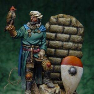 Falconiere alla III crociata