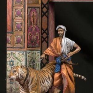 The Pasha' favorite tiger – 1810