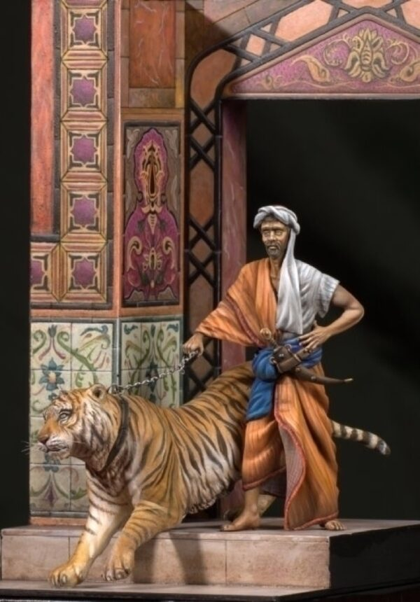 The Pasha' favorite tiger - 1810