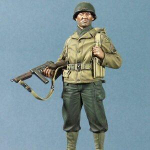 Sergeant – 2nd U.S. Rangers Battalion – Normandy 6 June 1944