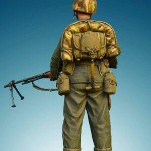 Us Marine Automatic Rifleman Iwo Jima 1945