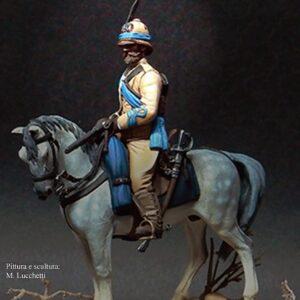 Capitano dei Cacciatori d'Africa 1879