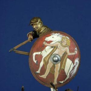 Roman  Heavy Infantryman