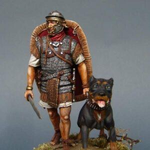 Roman War Dog