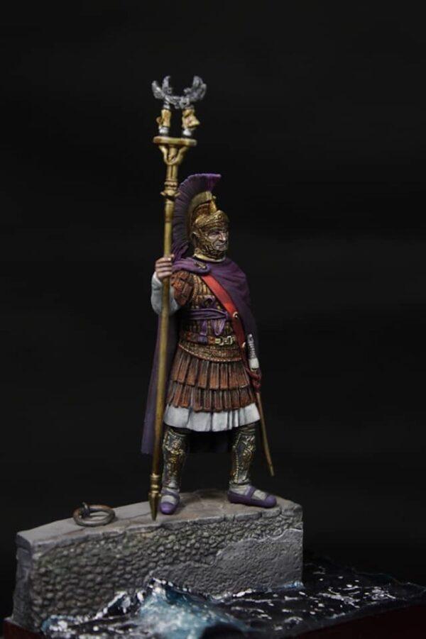 Navarca Mauseaeus Carausius - Britannia III sec