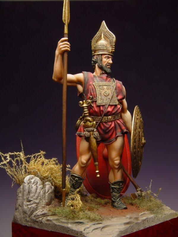 Guerriero Etrusco Villanoviano