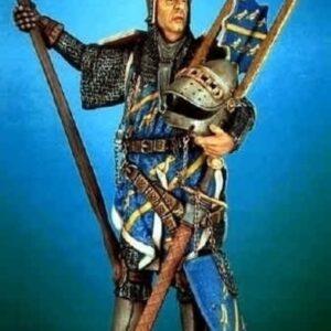 Cavaliere medievale europeo