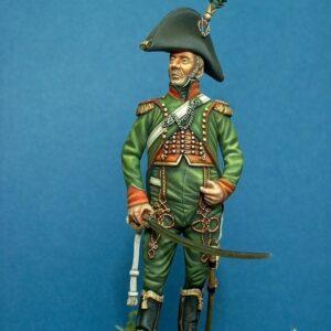 Generale Lasalle a cavallo