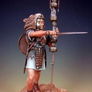 Signifero terza coorte pretoriana 81 – 96 d.C.