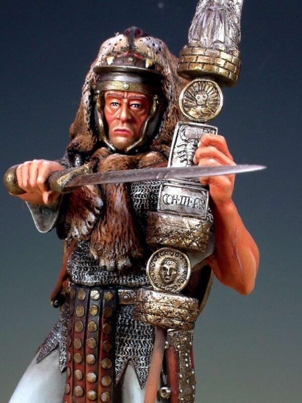 Signifero terza coorte pretoriana 81 - 96 d.C.